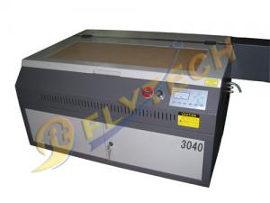 China Desktop A3 size 3040 laser engraving machine with40w/60w laser tube on sale