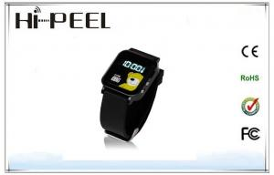 China GPS 3G Quad Band Wrist Watch Mobile Phone , GSM Wrist Cellphone on sale