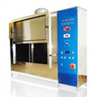China FAA FAR 25.853 Horizontal Vertical Flammability Chamber Stainless Steel Adjustable on sale