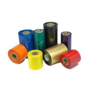 China Resin Ribbon Security UV Ribbon For Thermal Printer Fluorescent Ultraviolet Ribbon TTR Suppliers on sale