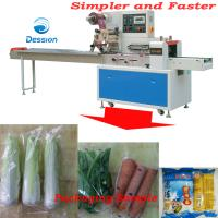 Packaging machine for /balsam/okra/carrot/ sweet potato bag-wrapping pack machinery
