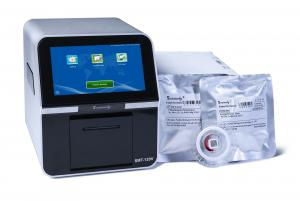 China Veterinary Clinical Chemistry Analyzer Machine For Primary Health Care on sale