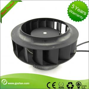 China Integrated Design Small Centrifugal Blower / High Speed DC Blower Fan 115W on sale