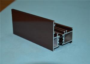China Bronze Anodized Industrial architecturalAluminium Profiles 6063 T5 on sale