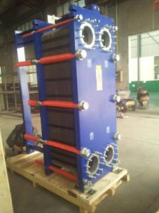 China Semi Welded  PHE Heat Exchanger , Plate Frame Heat Exchanger convenient operation on sale