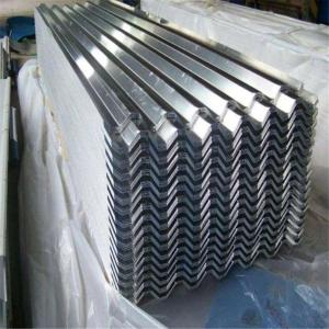 China galvanized corrugated sheets on sale