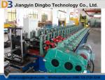 Chain Transmission16 Roller Station Rack Roll Forming Machine 10-15m/min