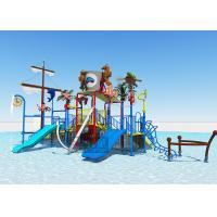 Professional Summer Water Park Fun Indoor Water Parks 1030M Size 12 Months Warranty