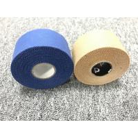 Zinc-oxide 100% professional grade cotton athletic sports tape colors 5cm*13.7m high tensile strenth