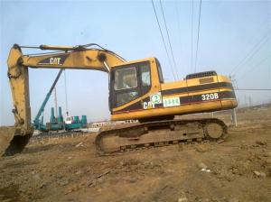 China 20000USD--33000USD CATERPILLAR CAT 320B USED EXCAVATOR FOR SALE, 3 YEARS WARRANTY on sale