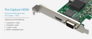 China HDMI Capture SDK Card Support HDCP For DirectShow on sale