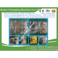 Bestar high quality nail pouch making machine. Nails packing machine, nails packaging machine , nails filling machine
