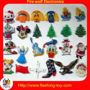 China el product,el badge ,el light toys on sale