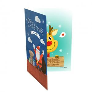 China AG3/AG10 Battery Musical Happy Birthday Card Sound Personalized For Party Invitations on sale