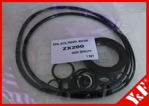 China Hitachi Cylinder Seal Kits For ZAXIS200 Excavator Travel Motor Repair Kits on sale