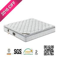 Insomnia Help Pillow Top Memory Foam Spring Mattress