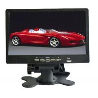 Remote Control HDMI Color Car TFT LCD Monitor 7 Inch With RCA Input