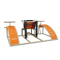 Chines New Combination Slant Board Bench Exercise Sit Up Weight Workout Fitness Outdoor Fitness Equipment
