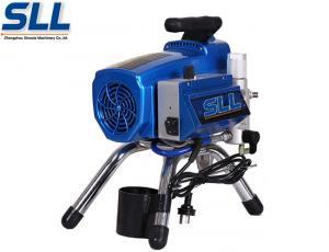 China Electric Plaster Spray Gun / High Pressure Airless Cement Spray Machine on sale