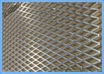 Flattened Heavy Duty Expanded Metal Mesh 4x8 Mild Steel Sheet For Flooring
