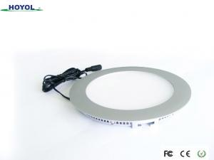 China EPISTAR Chips and Isolated Driver High Quality 24W LED Round Panel Light on sale