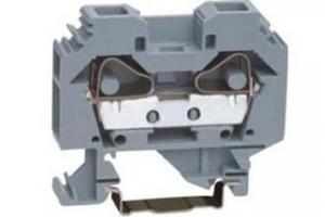 China 600v 50A 90A Electrical Screwless Spring Terminal Block For Din Rail on sale