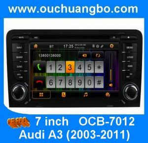 China Steering wheel control for Audi A3 (2003-2011) with car multi media player OCB-7012 on sale