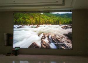 China High definition small pitch 3mm led display , p3 indoor led display on sale