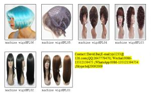 China Synthetic Wig on sale
