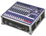 High Power Dj Audio Mixer 550W*2  12Channels Mixing Console PM2000USB