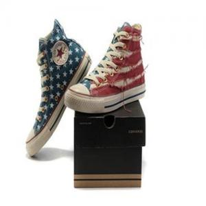 42c6c3e0b8e1 Quality 2012 New Model USA Flag Jeremy Lin Low high Top men women canvas  shoes for