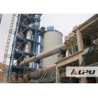 Model 2.5×50 Durable Rotary Cement Kiln for Calcining Cement Clinker