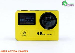 China HD WIFI Sports DV Head Mounted Video Camera H8RS 4K 2.4G Remote For Extreme Sports on sale