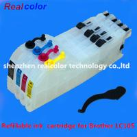 China New model ! ! Refillable ink cartridge for Brother LC103 LC113 LC123 LC107 LC563 LC565 LC567 on sale