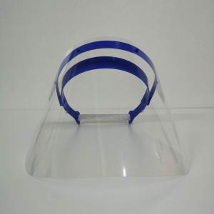 China Full Safety Reusable Plastic Anti-Fog Shields Transparent Face Shield Visor, Anti-Saliva eyes Protection on sale