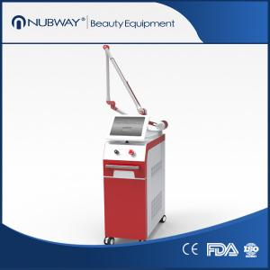 China Q switched nd yag laser tattoo removal and pigmented lesions machine on sale on sale