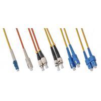 Simplex/Duplex Fiber Optic Patch Cords SM/MM