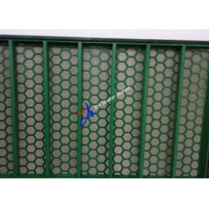 China Scomi Shaker Screen For Mud Cleaner , Oil Vibrating Screen Directional Drilling Accessories on sale