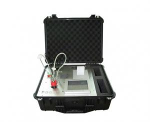 China PDGA Portable Oil Dissolved Gas Content Analyzer on sale