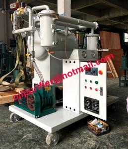 China type portatif en ligne machine de filtration d'huile de transformateur, unité de traitement d'huile d'isolation d'épurateur faite à Chongqing, Chine on sale