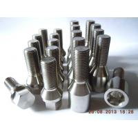 Titanium gr1, 2, 4, 5, 7, 9 of Technique Rolled threads, CNC machining for medical dental screw