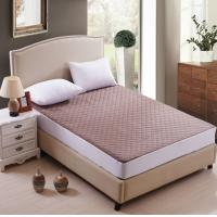Fitted Memory Foam Mattress Topper Cover Twin Xl Moisture Proof