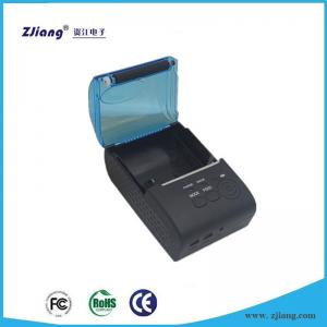 ZJ 5805DD 58mm Mini Portable Mobile Printers Bluetooth