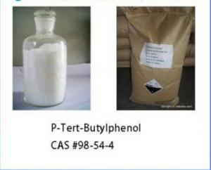 China 4-tert-Butylphenol/para-tertiary butyl phenol/PTBP/cas:98-54-4 on sale
