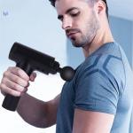 Portable Cordless Vibration Deep Tissue Muscle Massage Gun