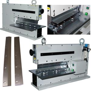 China Air Driven PCB Cutting Machine , 4.5MM Thickness PCB Depaneling Equipment on sale