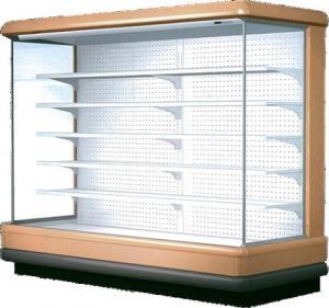China Supermarket Refrigerator, Display Cooler, Remote Condensing Unit Multideck Chiller on sale