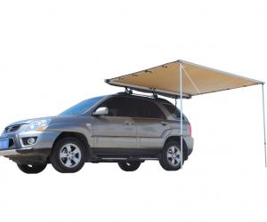 China Offroad Canvas Car Camping Wild Life Car Side Awning For Sale on sale
