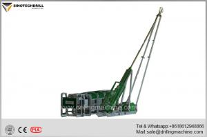 China Portable Drilling Rigs , Hydraulic Underground Drilling Equipment Light Weight on sale
