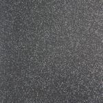 Contemporary Black Stone Vinyl Flooring Virgin Thin Light Convenient Cutting Splicing